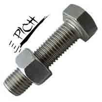تولیدکننده انواع پیچ و مهره HB 3