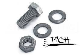 تولید کننده انواع پیچ و مهره m16 2