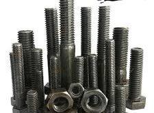 شرکت تولید انواع پیچ و مهره سدسازی