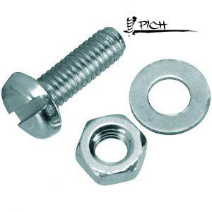 تولید پیچ و مهره فولادی 3