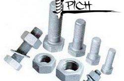 ساخت و تولید انواع پیچ و مهره گالوانیزه 2