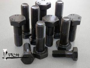 شرکت تولید پیچ و مهره فولادی