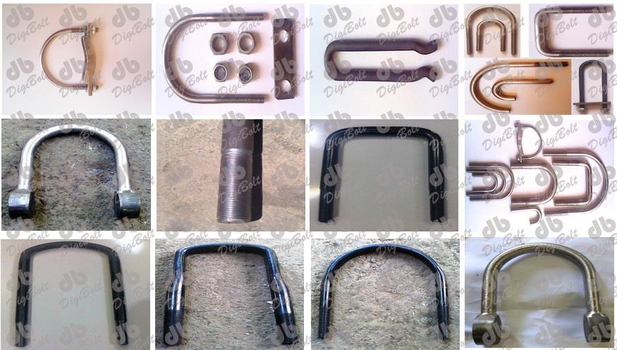 تولید انواع پیچ کرپی یوبولت