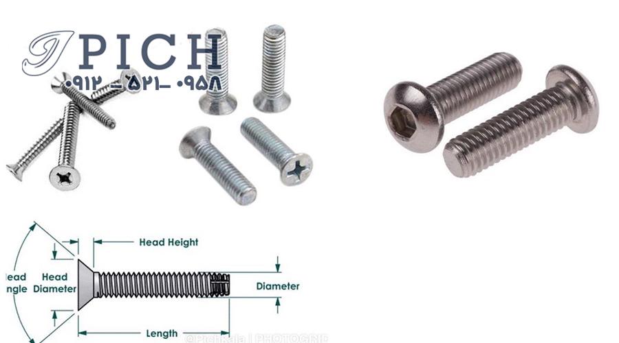 Specifications of Allen Fungal Screw